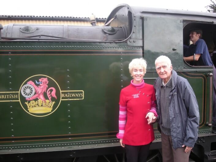 Daily Life at Home Railways - Camelot Care, Somerset