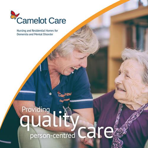 Camelot Care brochure