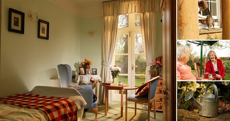 Acacia camelot care dementia nursing homes somerset for Acacia beauty salon